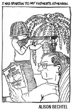 Pleasure in Pride: Review of Fun Home by Alison Bechdel