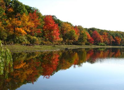 PRISTINE: The Catskills/Delaware Watersheds provide 90 percent of New York City's freshwater supply. Natural gas deposits have been found in the Marcellus and Utica shale formations lie deep beneath portions of the Catskill Mountains. PHOTO: FLICKR.COM/ABYJOSE