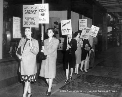 Oakland General Strike, 1946.