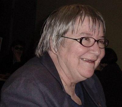 Lynne Stewart. PHOTO: ROBERT BRUCE LIVINGSTON