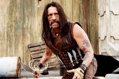 Danny Trejo as Mexican Federale Machete. Courtesy of: 20th Century Fox