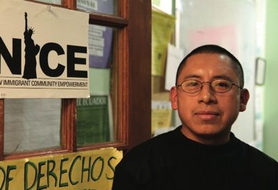 Adam's friends were arrested by NYPD, then deported. Photo: Renée Feltz
