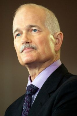 New Democratic Party leader Jack Layton: The NDP is now the Official Opposition party, but will it stay true to its progressive roots? PHOTO: Wikipedia.org