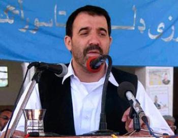 Ahmed Wali Karzai (Credit: socialistworker.org)