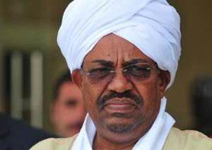 Omar al-Bashir. (Photo: Jadaliyya.com)