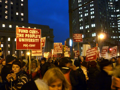 CUNY at Occupy