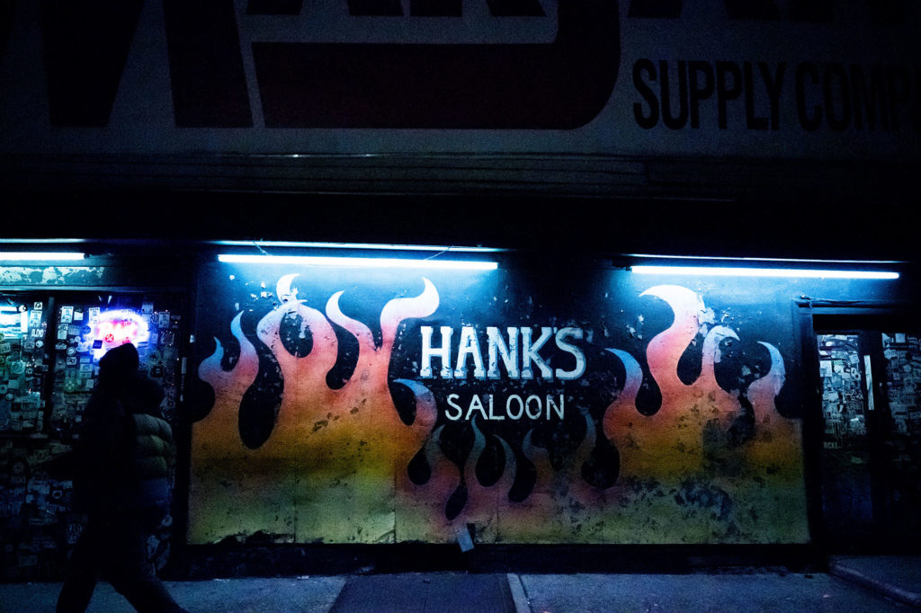 Hank's For All The Memories: A Long-Standing Boerum Hill Haunt Bites