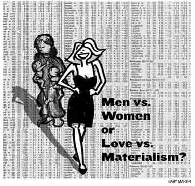 loveVMaterialism