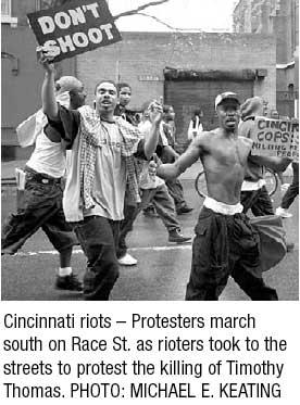CincinnatiRiot