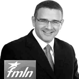 New El Salvadoran President Mario Funes. PHOTO: DIARIOCRITICO.COM