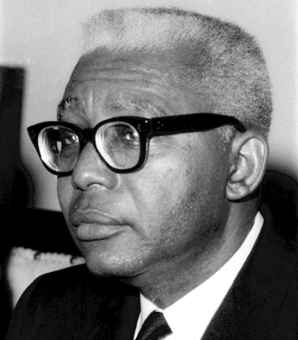 Francois Duvalier was president of Haiti from 1957 until his death in 1971. PHOTO CREDIT: Wikimedia Commons