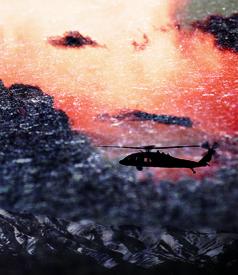 Image: Lance Page / t r u t h o u t; Adapted: The U.S. Army, Hayley Austin