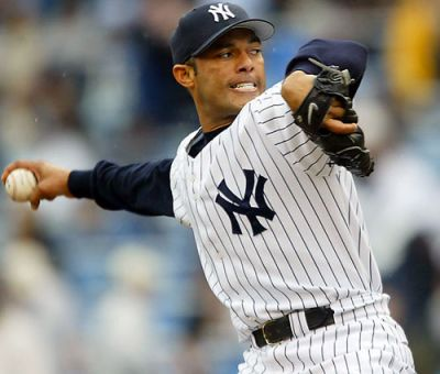 K-K-K: Will the Yankee star Mariano Rivera, who was born in Panama, make it to the mound next time he pitches in Arizona? The state's new anti-immigration law allows local police to detain anyone suspected of being an undocumented immigrant. Latino communities are outraged, saying that the law allows for racial profiling.