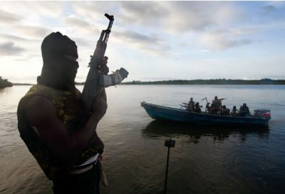 Since launching its war in 2005, the Movement for the Emancipation of the Niger Delta has shuttered one-third of Nigeria's oil production. Demanding an equitable share of oil revenues for the region's people, the rebels called off a ceasefire earlier this year and recently attacked two cargo ships near the delta.