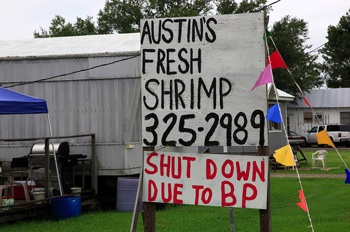 Gulf Coast businesses are closing down as they fail to secure compensation payouts. PHOTO: Erika Blumenfeld