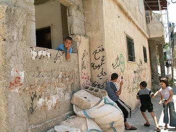 Children in Deishah Refugee Camp in the West Bank. PHOTO: MissyKel/Flickr