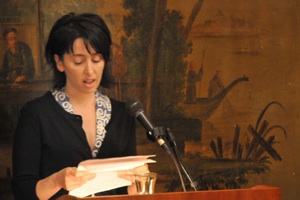 Deb Olin Unferth, author of Revolution, will be speaking at powerHouse Books on Feb. 2. CREDIT: wesleyan.edu.