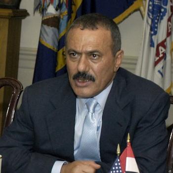 Staying power: President 'Ali 'Abdallah Salih has ruled since 1978. PHOTO: Wikipedia