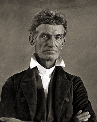 Celebrate the birthday of famed abolitionist John Brown at Brecht Forum.  PHOTO: wikipedia.org