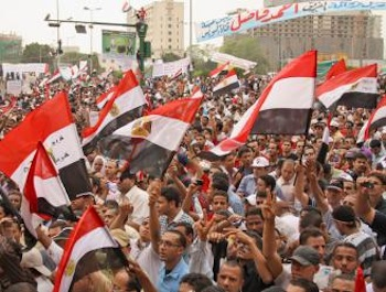 The May 27 demonstration in Tahrir Square marked a renewal of the spirit of Egypt's revolution. PHOTO: Mai Shaheen/Socialist Worker