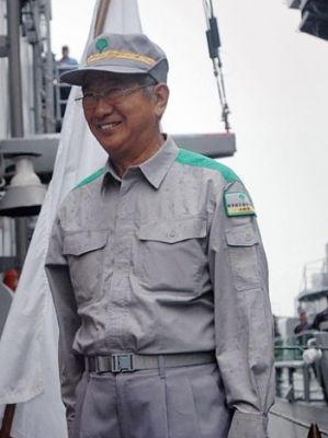 The governor of Tokyo, Ishihara Shintaro. PHOTO: Wikipedia Commons