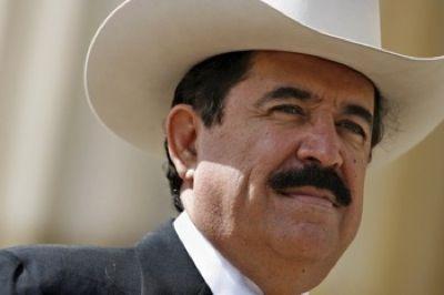 Deposed Honduran President Manuel Zelaya. PHOTO: Radio Netherlands Worldwide