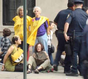 (Photo Courtesy of Granny Peace Brigade)
