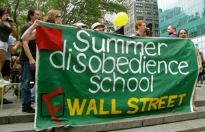 summer disobedience school ows F Wall Street sign.jpg