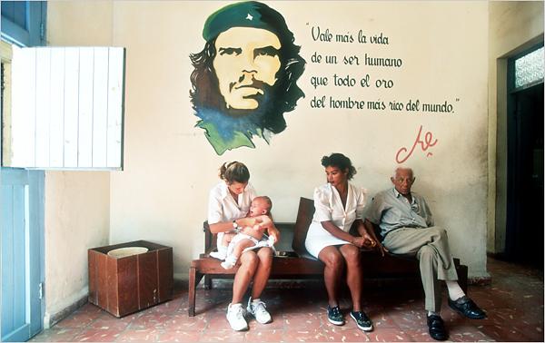 Free health care in Cuba