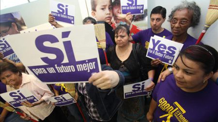 houston janitors strike may grow.jpg