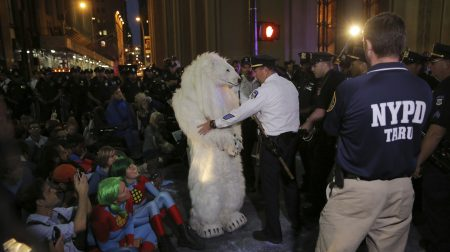 Flood Wall Street arrests civil disobedience.jpeg