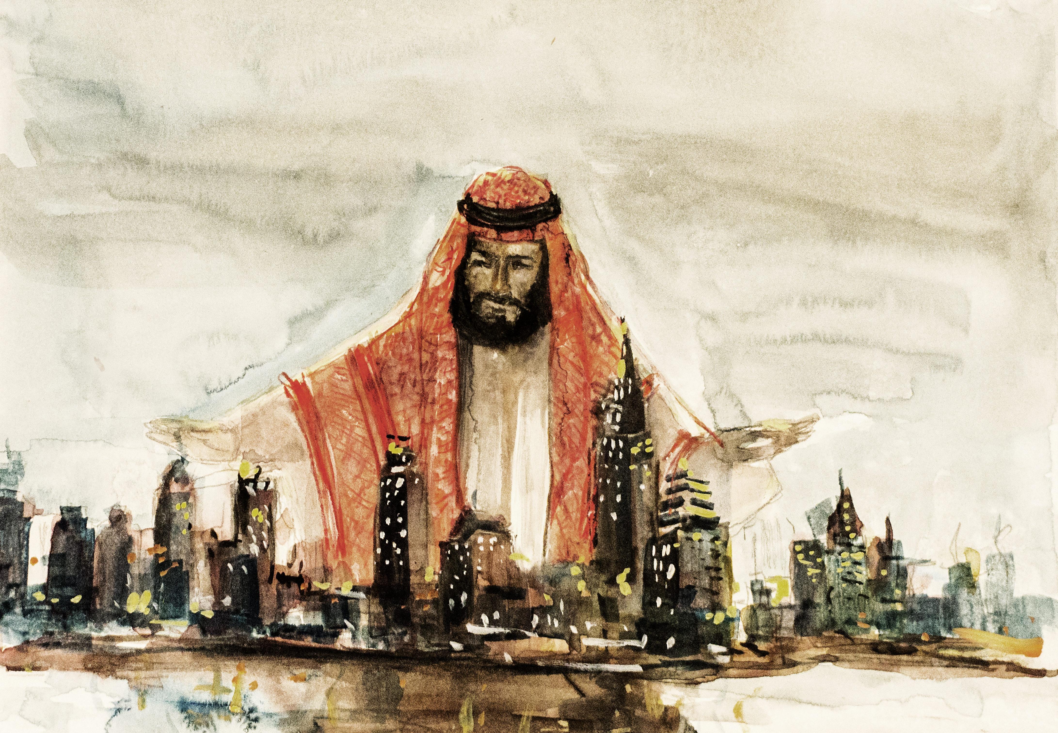 Saudi Inc Den Us Kontroversielle Ally Køber Amerika Den Indypendent-3853